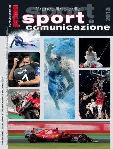 Copertina del Grande Libro dello Sport e comunicazione
